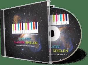 Musik-Album: Intuitiv Klavier Spielen